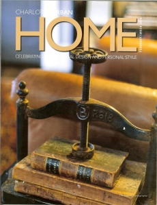 cover urban home magazine 001